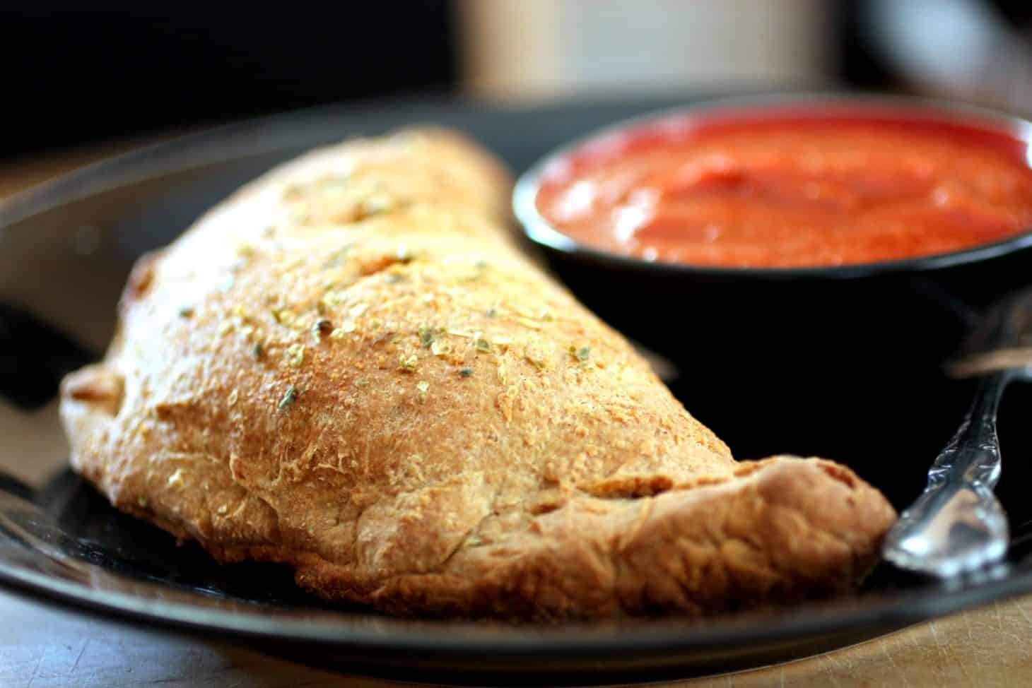 Calzones | Naturally Ella