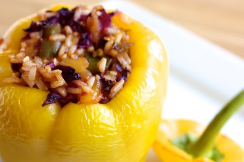 sour stuffed bell mexican stuffed peppers wholesome sweet sour stuffed ...