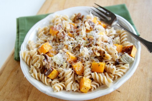 pasta pasta with butternut parmesan creamy butternut squash pasta i ...