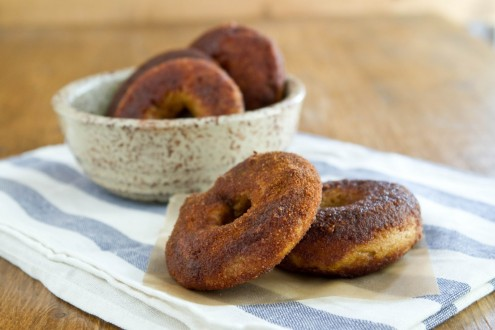 Sufganiyot (Hanukkah Doughnuts) With Ginger-Lime Curd ...