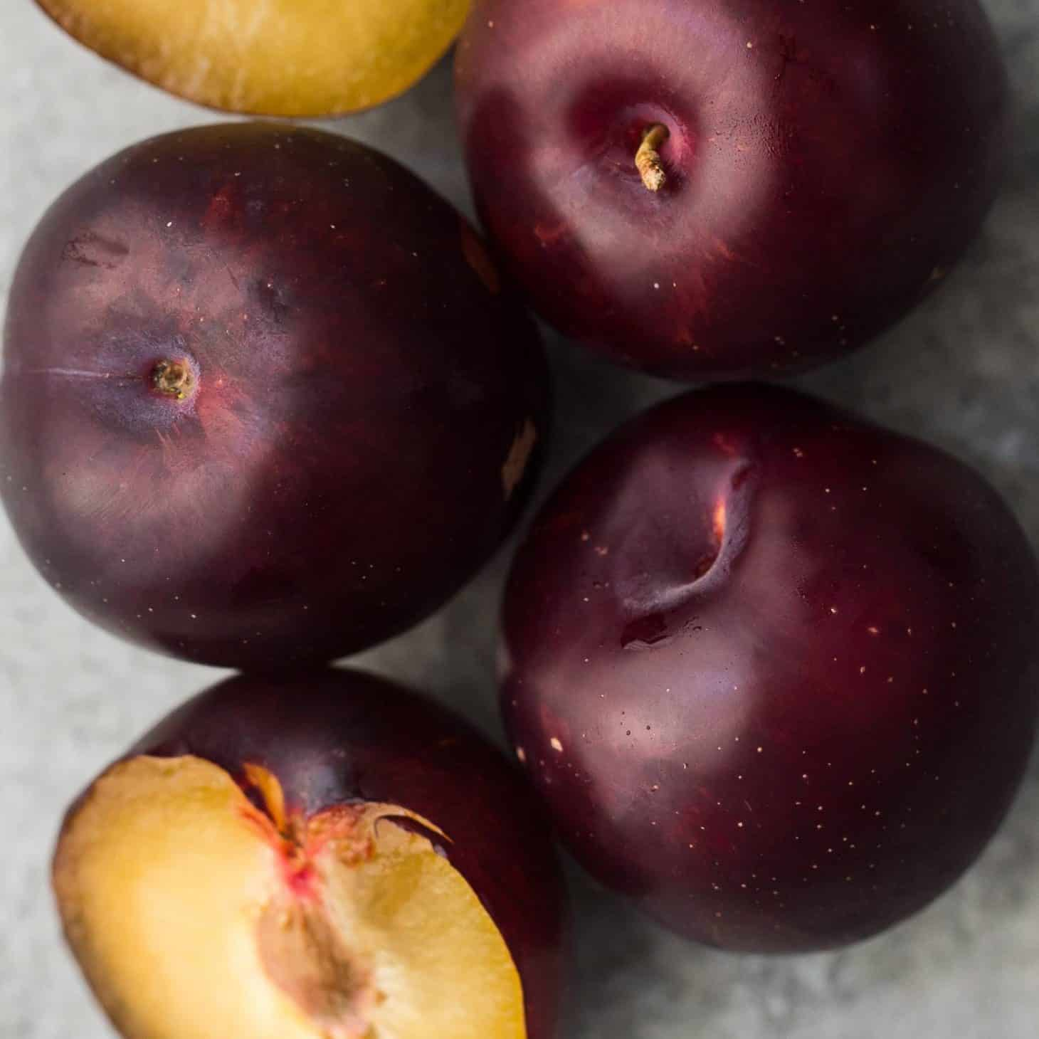 Plums - Explore an Ingredient - Naturally Ella