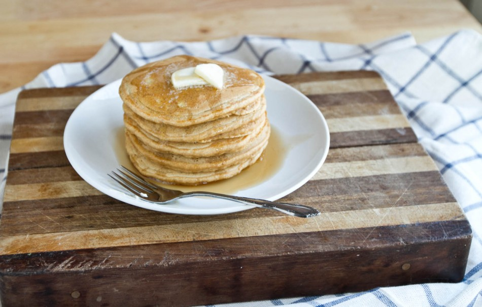 Whole Wheat Pancake With Ginger & Berries Recipes — Dishmaps