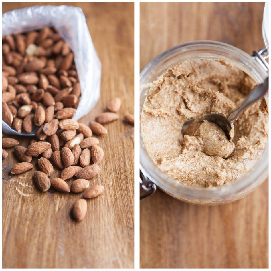 Sea Salt and Honey Almond Butter | Naturally Ella