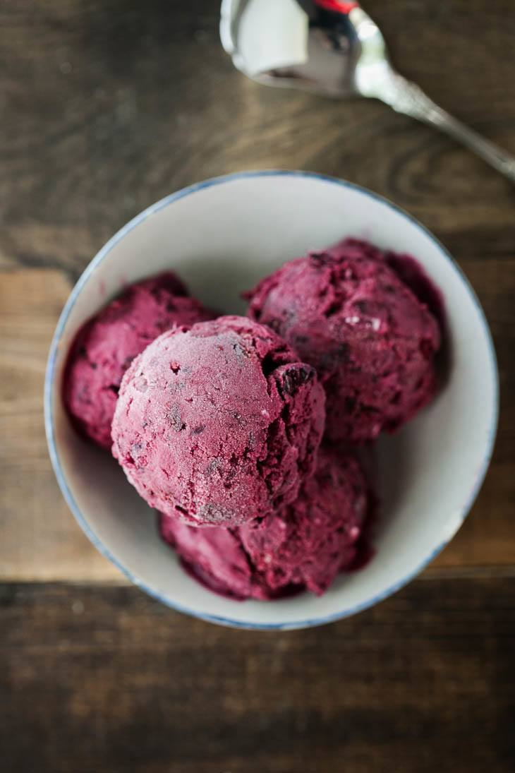ice cream black raspberry and vanilla bean ice cream recipes dishmaps ...