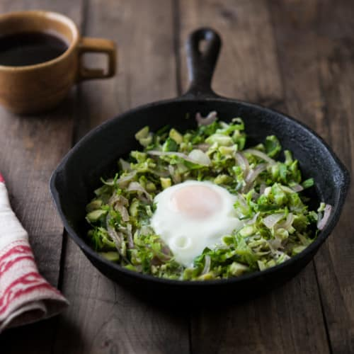 brussels sprouts and egg skillet brussels sprouts and eggs fall