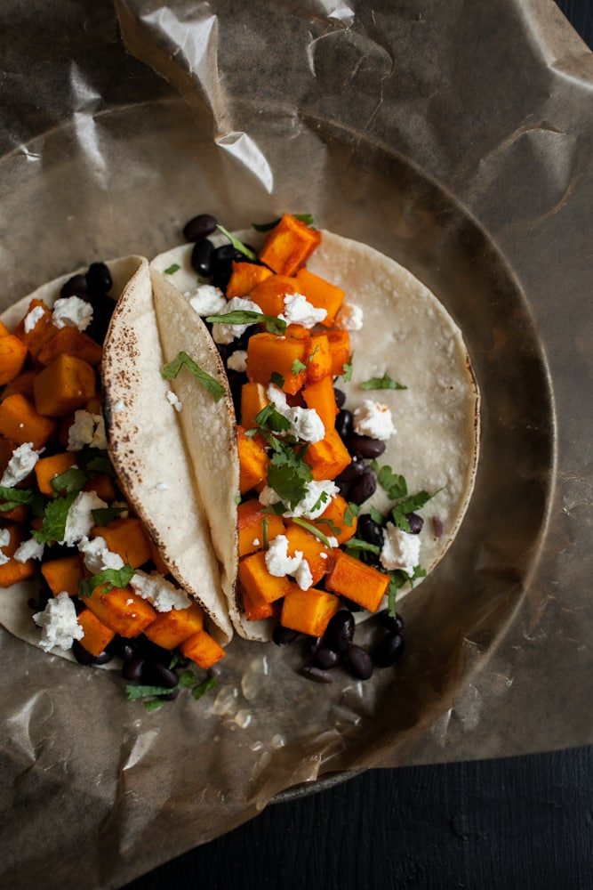 ... black bean and kale tacos black bean butternut soup black bean tacos