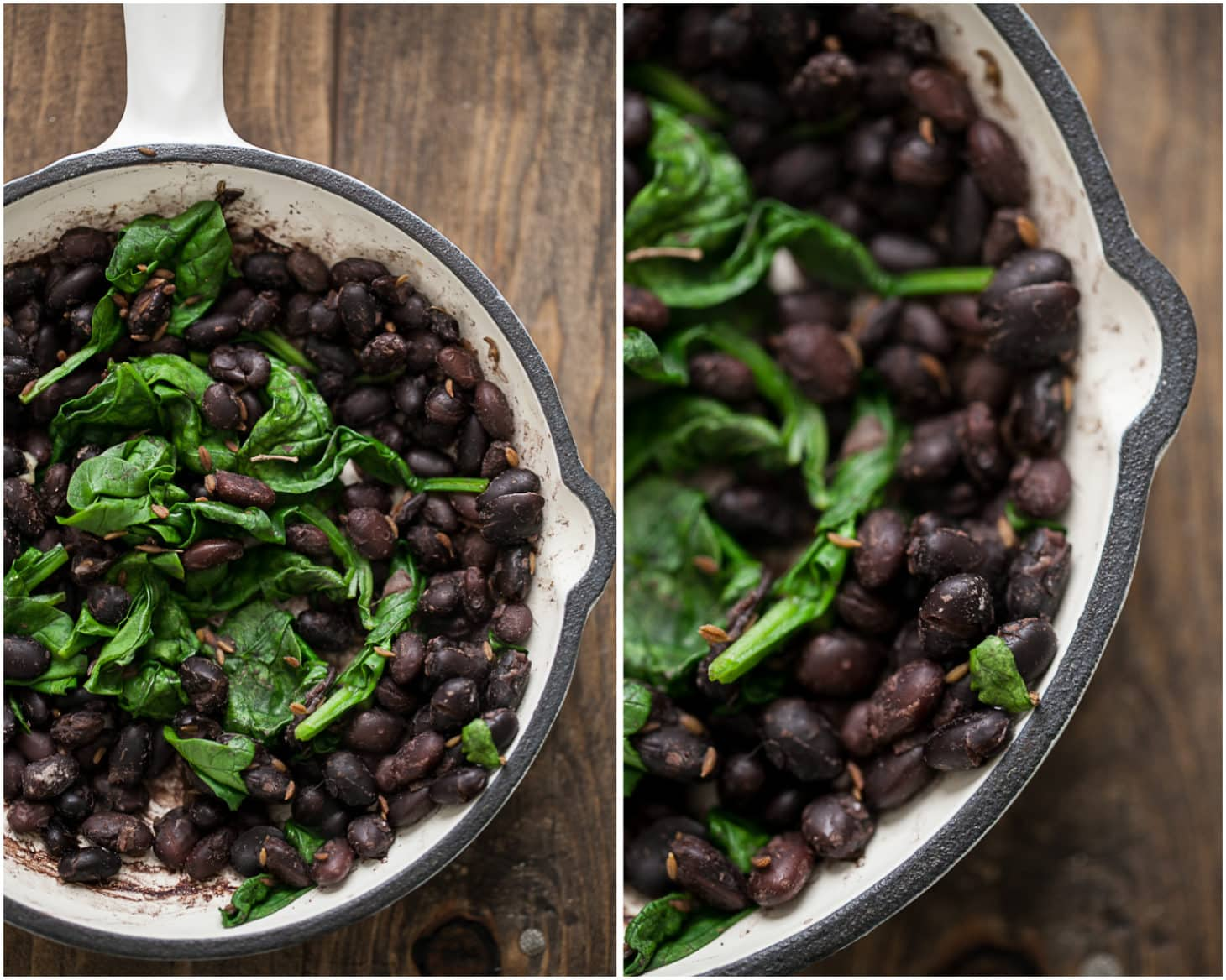 Ingredient Black Beans and Rice + Food Bloggers Against Hunger