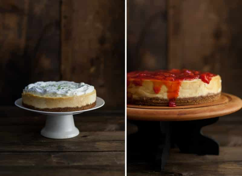 taco party- Cheesecakes