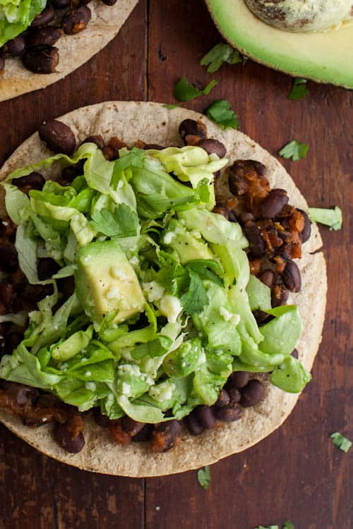 Gallo Pinto Tostadas By Erin From Naturally Ella Recipes — Dishmaps