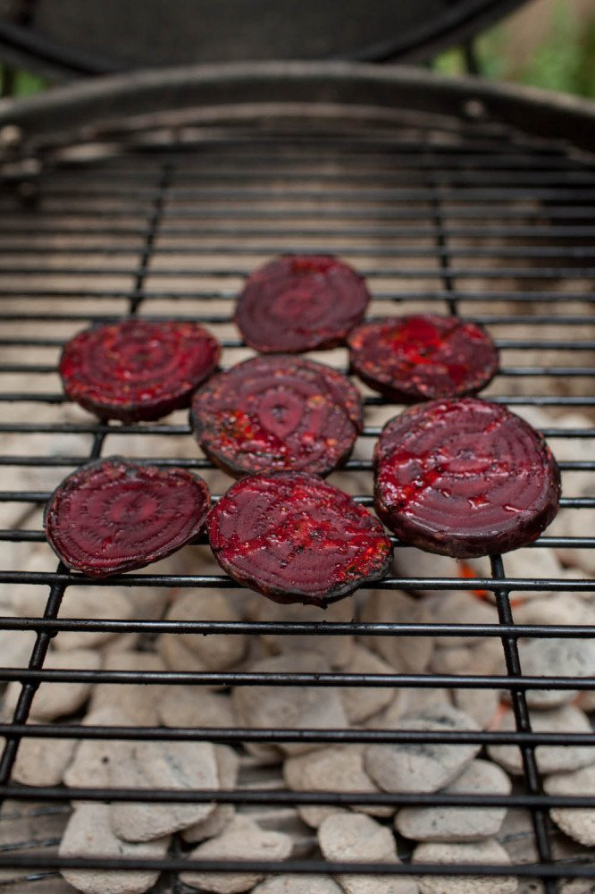 Grilled Beets | Naturally Ella