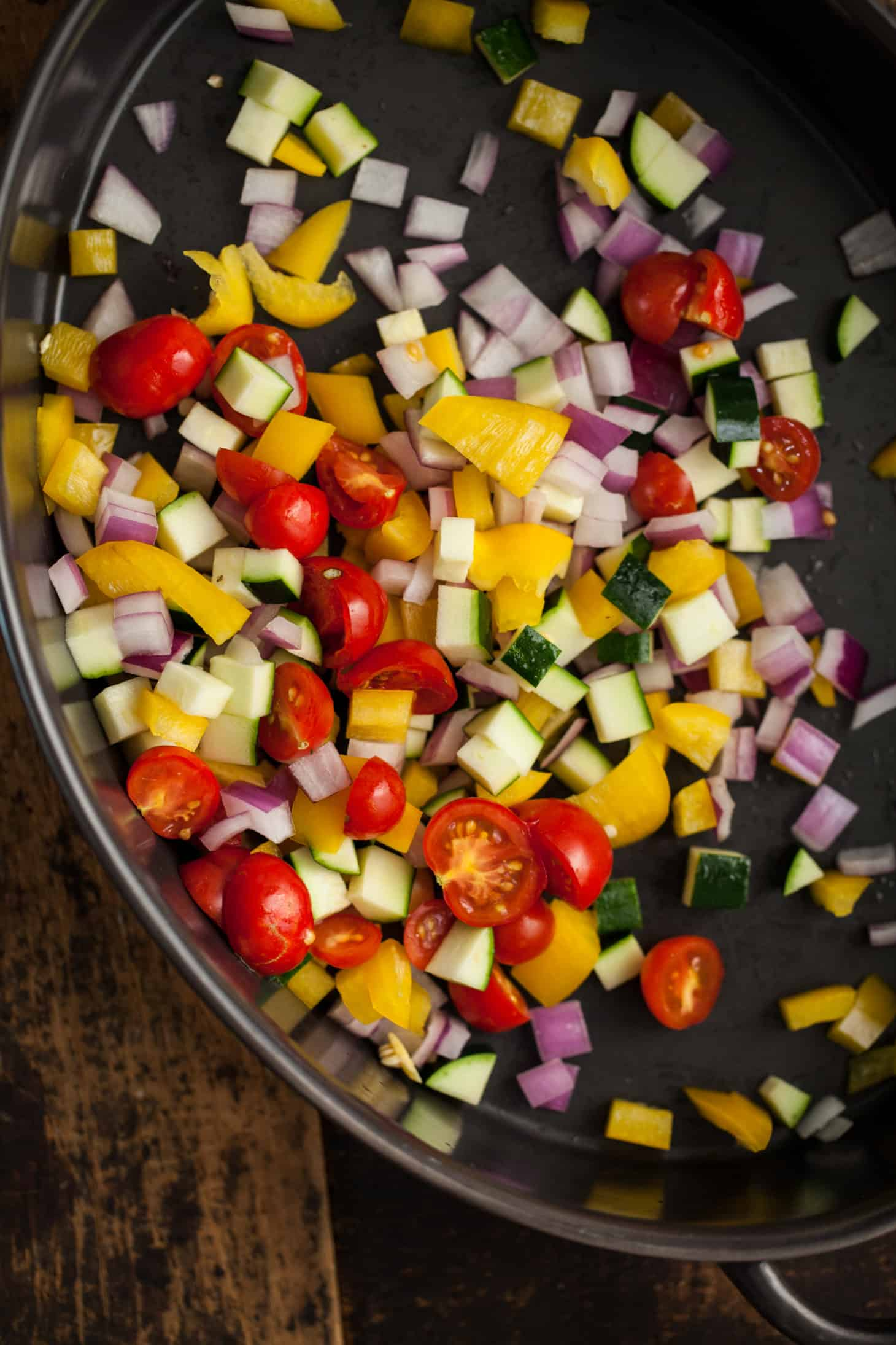 Roasting Vegetables | @naturallyella