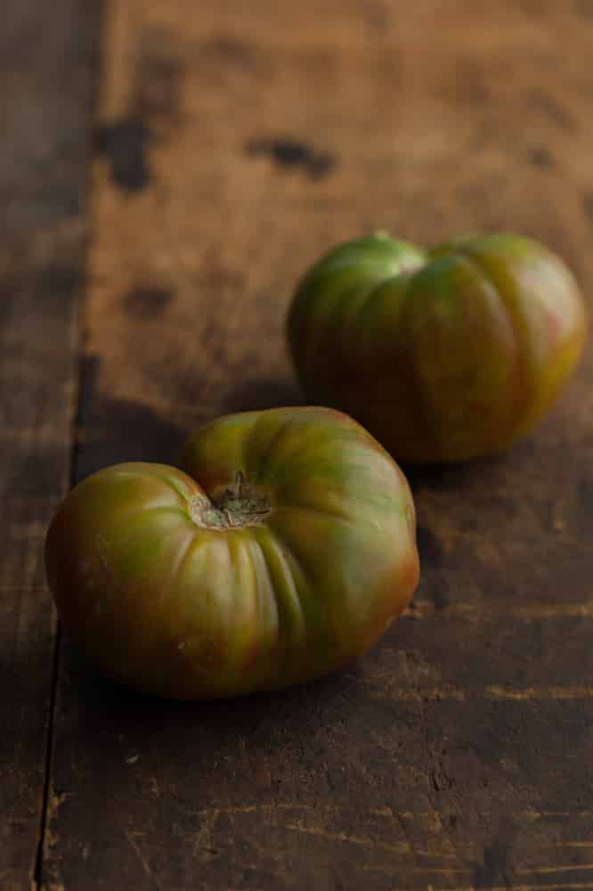 Heirloom Tomatoes | @naturallyella