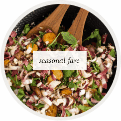 Naturally Ella | Seasonal Fare