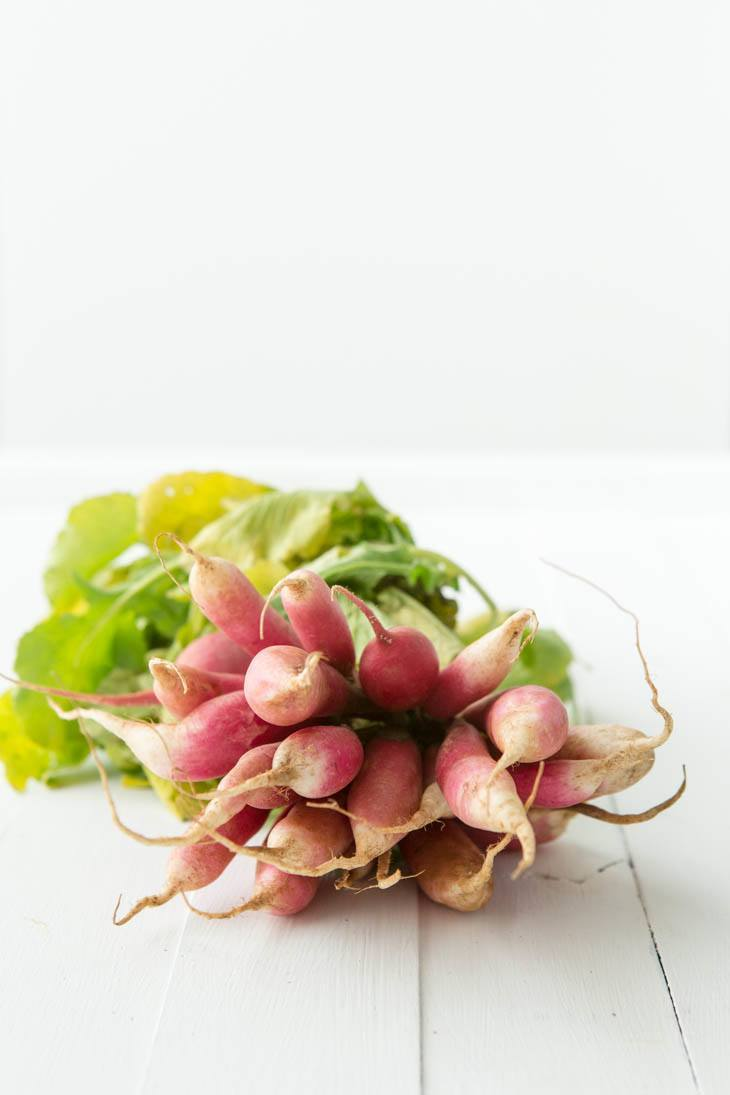 Breakfast Radishes | @naturallyella