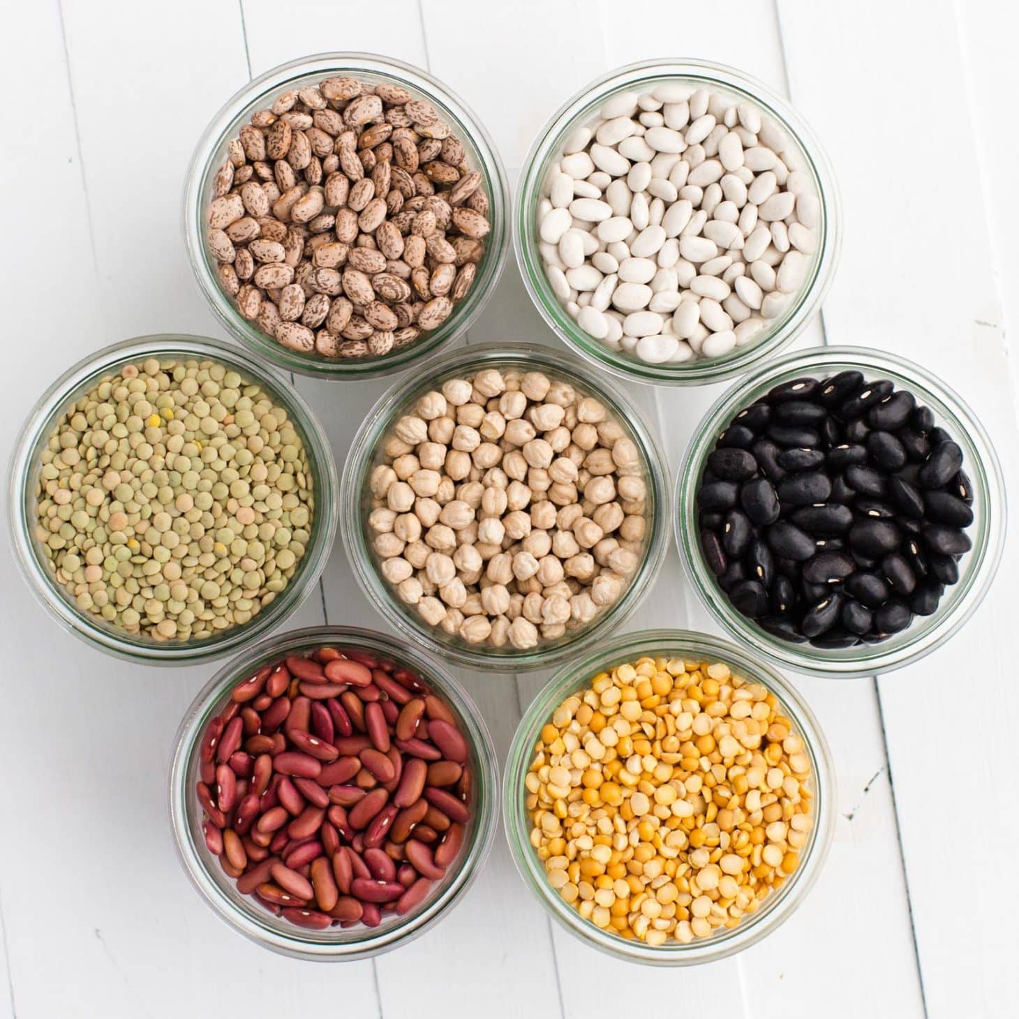 Legumes-Stocking a Pantry