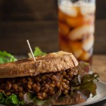 Spicy Lentil Vegan Sloppy Joes