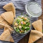 Chickpea Deli Salad (The Sprouted Kitchen Bowl + Spoon)