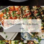 A Week in Meals | July