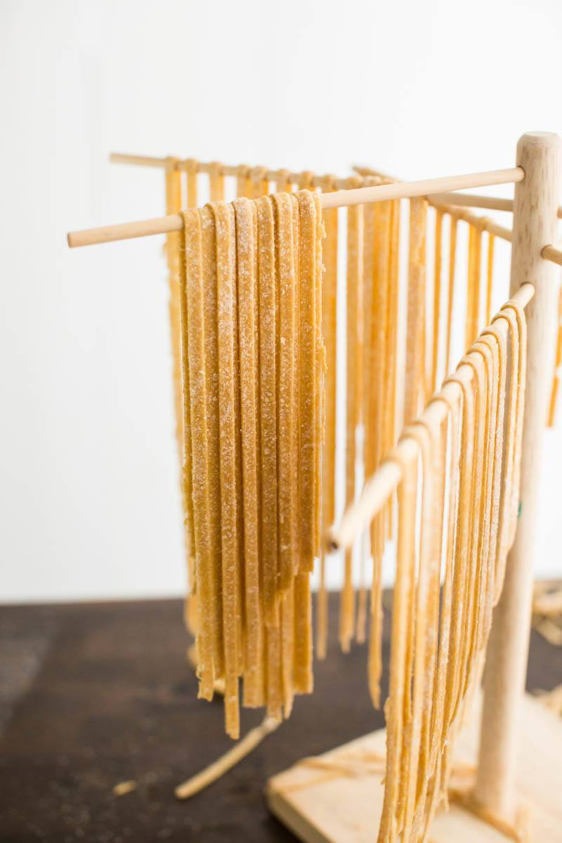 Whole Wheat Pasta | @naturallyella