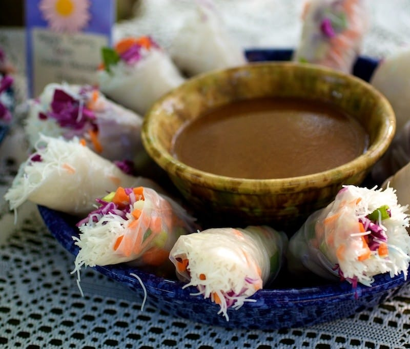 Vegetarian Spring Roll Recipes