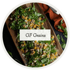 Gluten Free Grain Recipes | @naturallyella