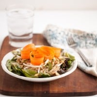 Peanut Noodle and Bean Sprout Salad