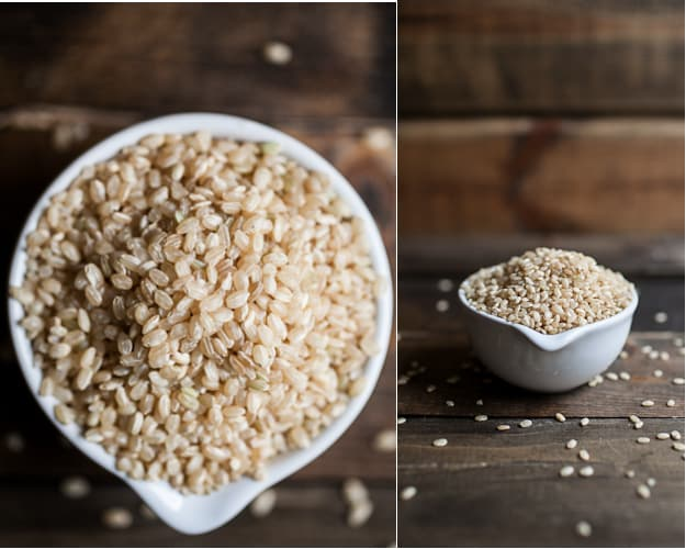 Brown Rice | @naturallyella