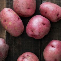 Red Potatoes | @naturallyella