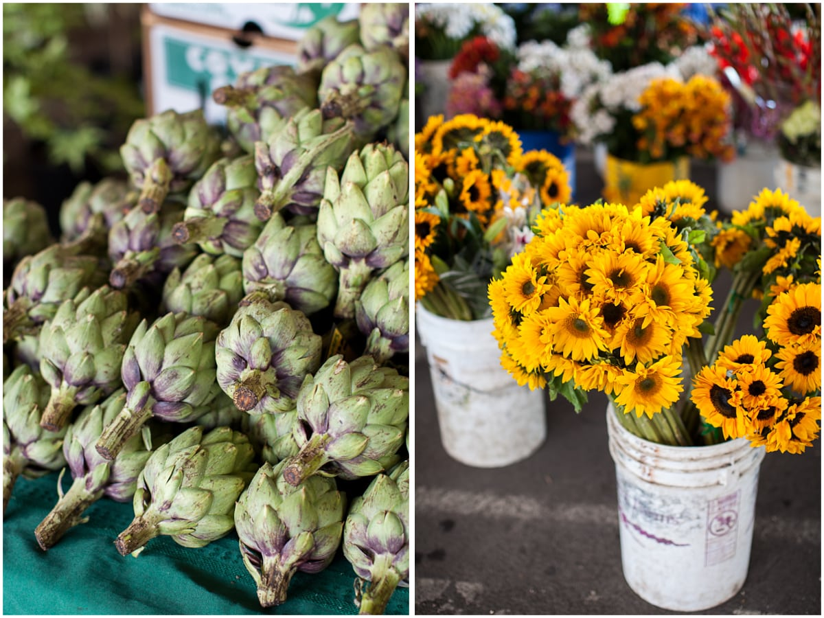 Farmers' Market Sunday {Photos}