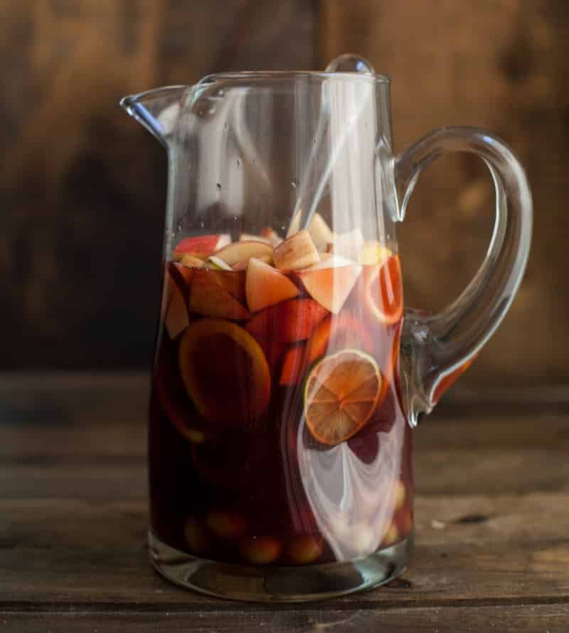 Taco Party- Non-Alcoholic Sangria