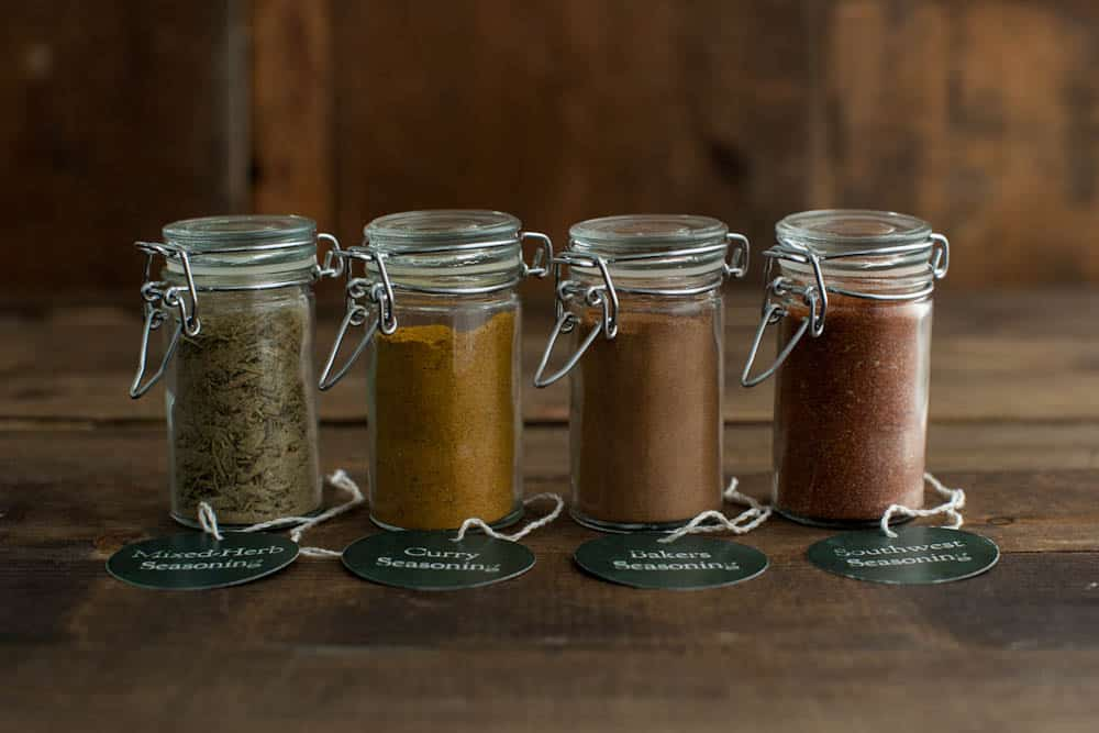 DIY Gift: Homemade Spice Blends