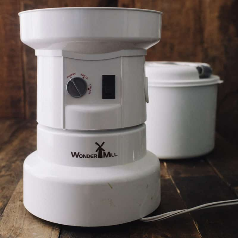 Grinding Flour: The Equipment| Food Processor | Grain Mill