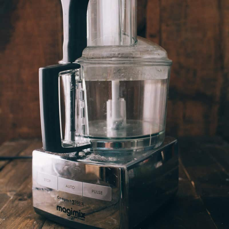 Grinding Flour: The Equipment| Food Processor