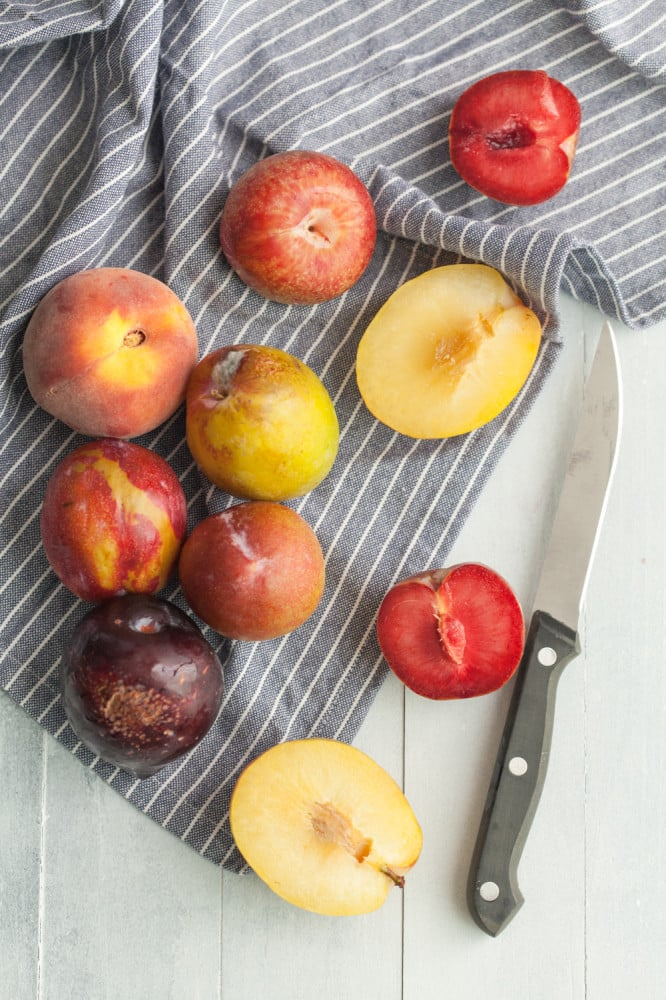Stone Fruit | @naturallyella