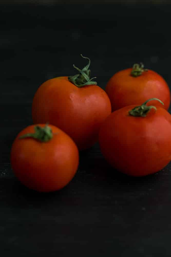 Dry-Farmed Tomatoes | @naturallyella
