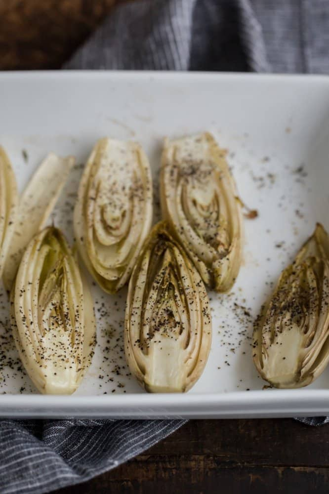 Roasted Endives | @naturallyella