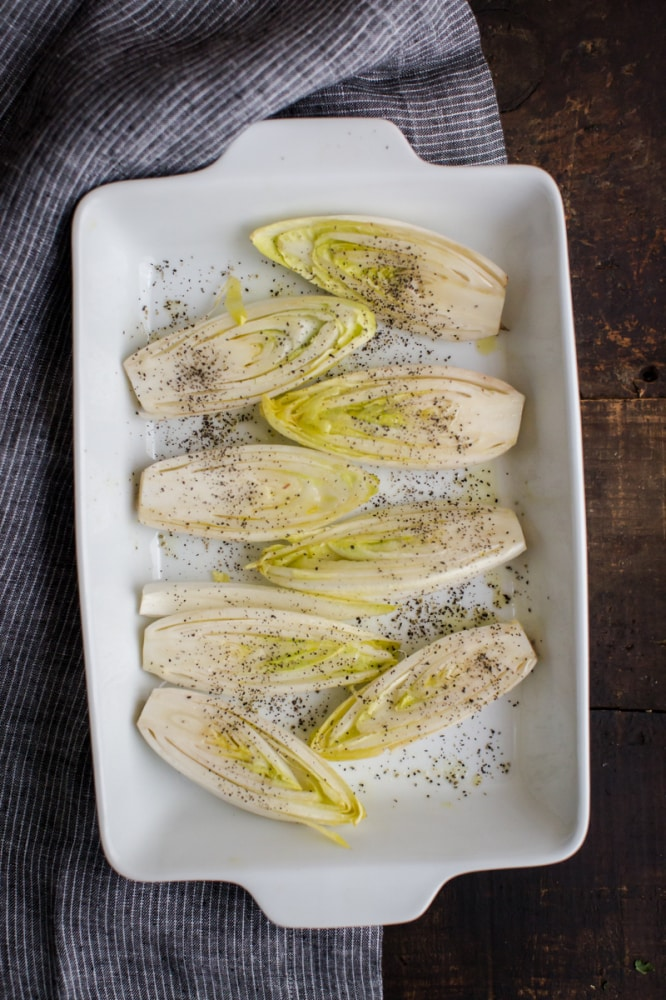 Raw Endives | @naturallyella