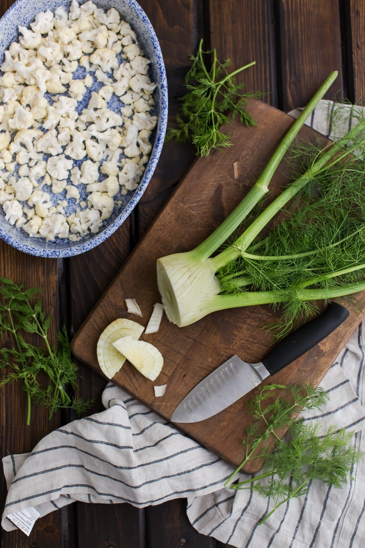 Fennel and Cauliflower | Naturally Ella