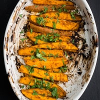 Tandoori Sweet Potatoes