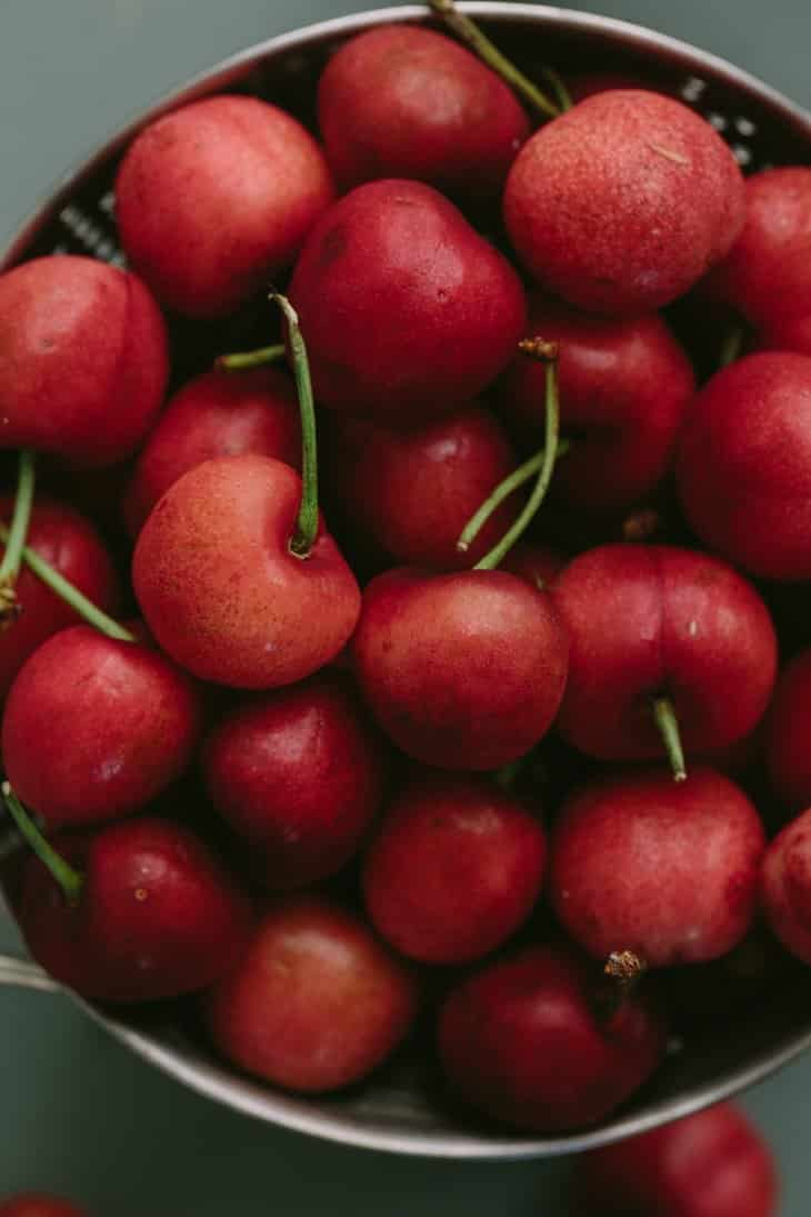 Cherries | http://naturallyella.com
