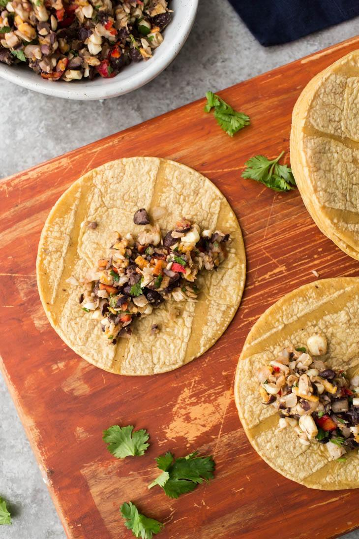 Black Bean Taquitos | @naturallyella