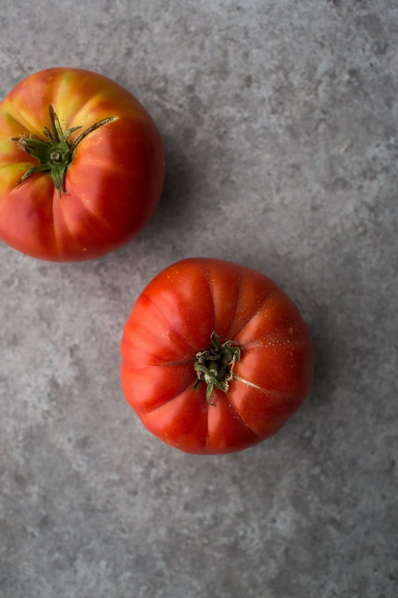 Heirloom Tomatoes | http://naturallyella.com