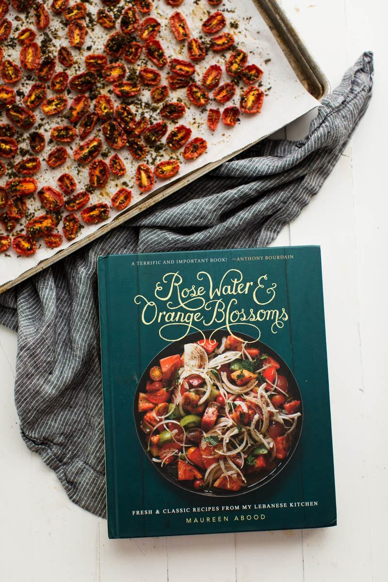 The Rose Water & Orange Blossoms Cookbook