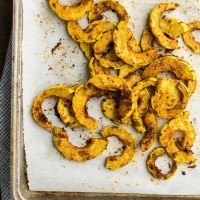 Roasted Delicata Squash with Adobo Seasoning