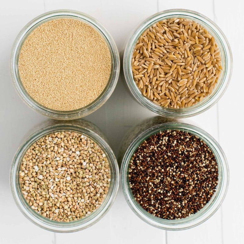 Grains- Stocking a Pantry