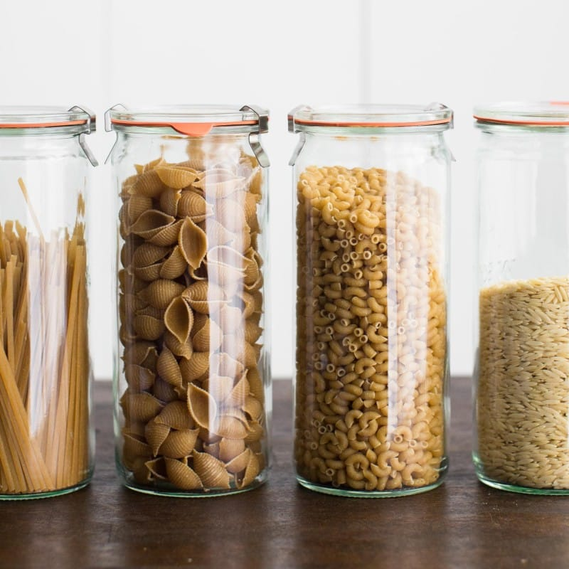 Pasta- Stocking a Pantry