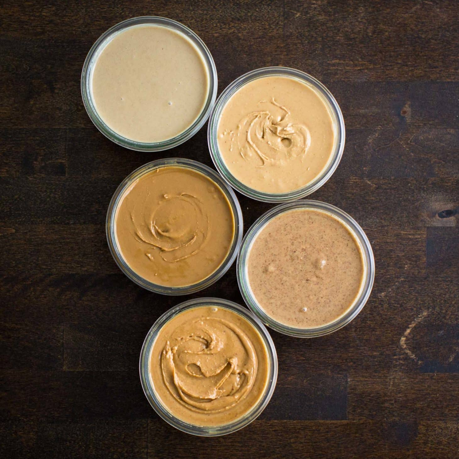 Nut and Seed Butters from Stock a Pantry