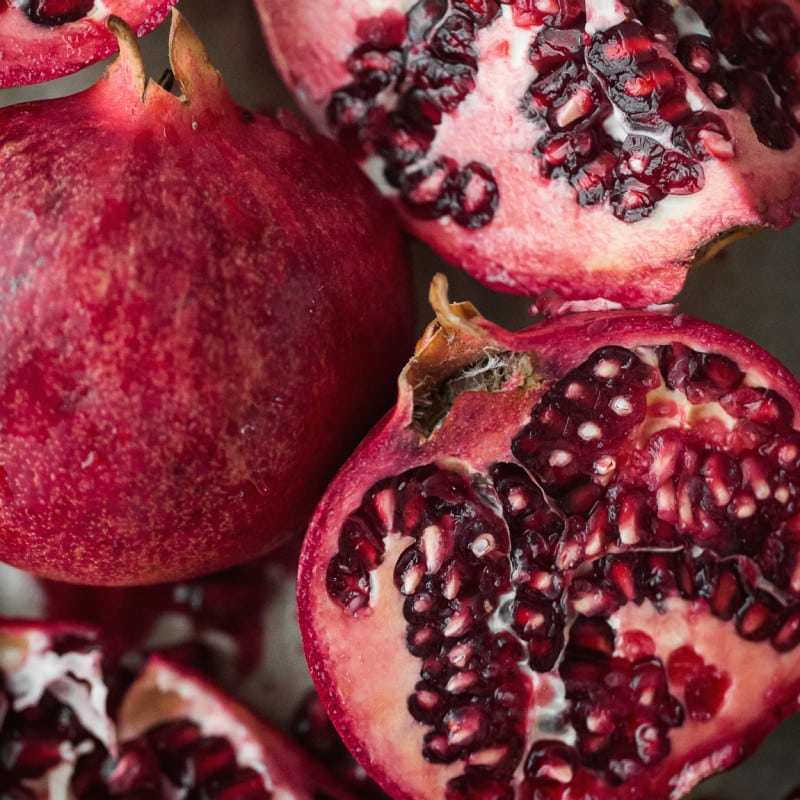 Pomegranate | Ingredient | Naturally Ella