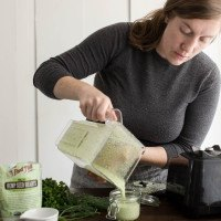 Easy Herbed Hemp Dressing