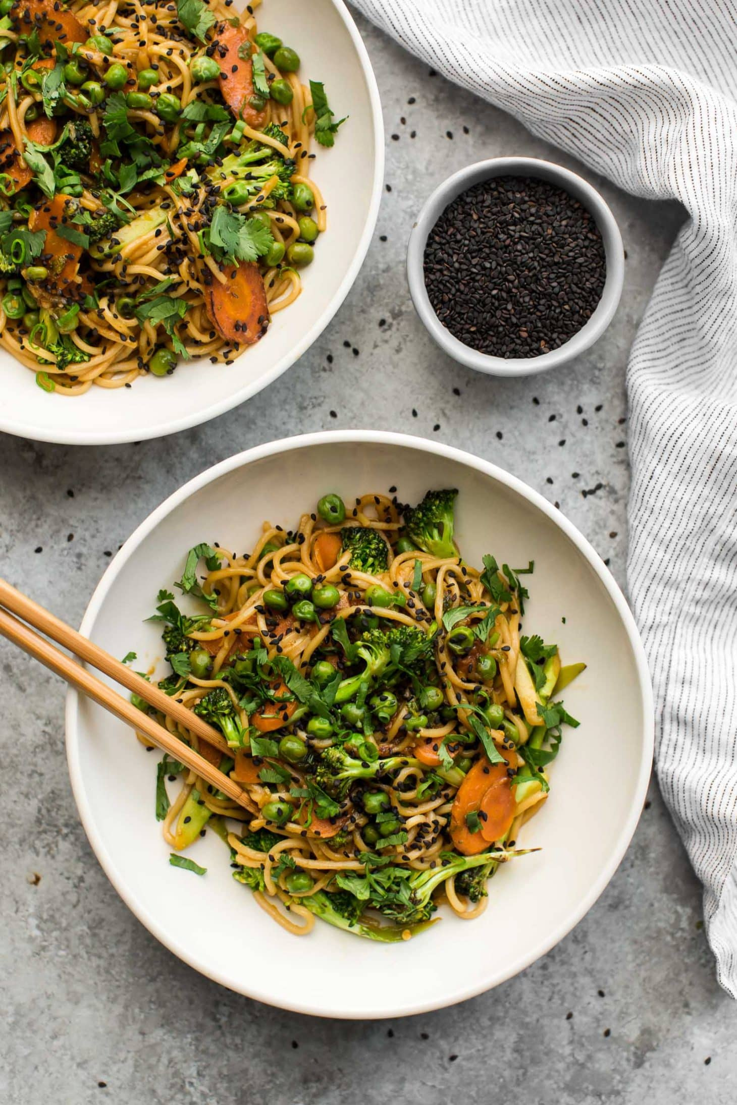 Vegetable Lo Mein